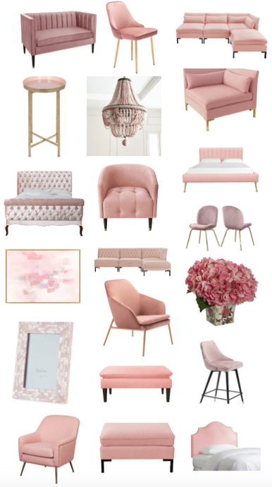 30 Perfectly Pink Bathrooms Pink Home Decor Home Decor Amazon