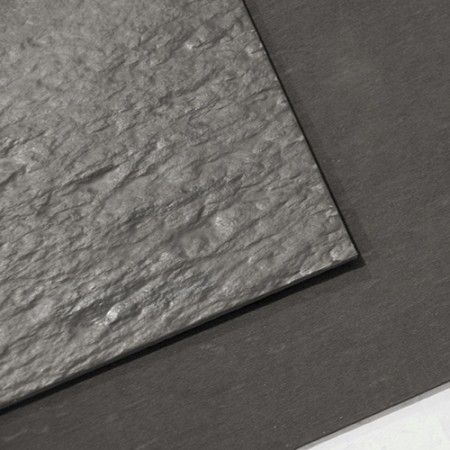 Take a look at this durable and comfortable rubber flooring for