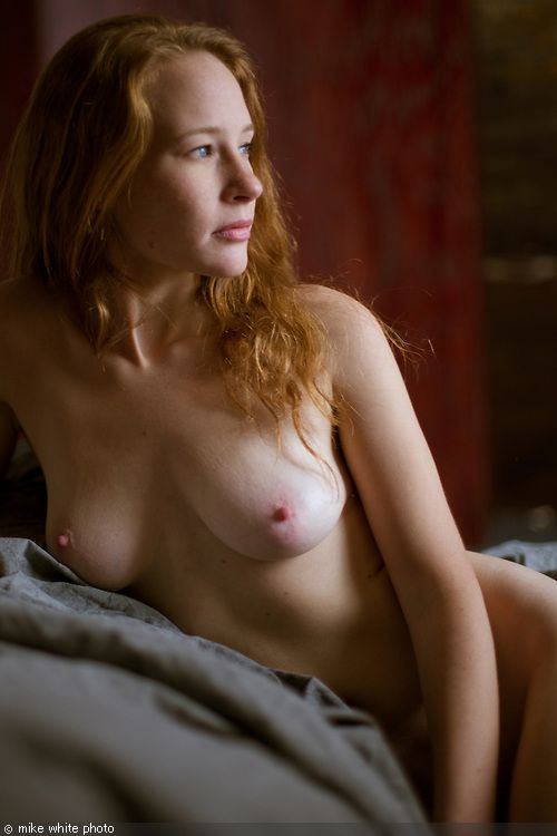 fine naked red heads