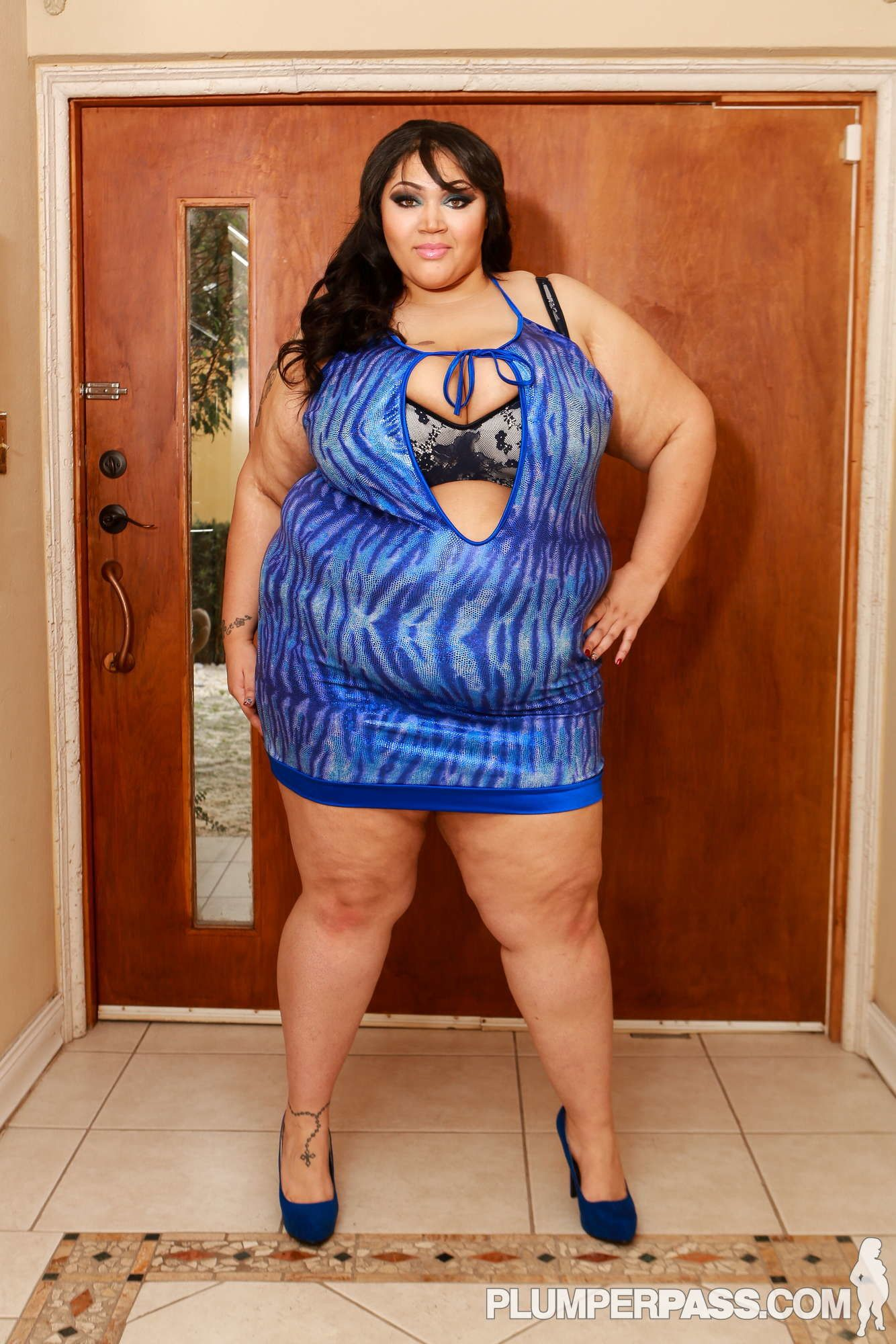 Bbw Tall Curvy Woman G