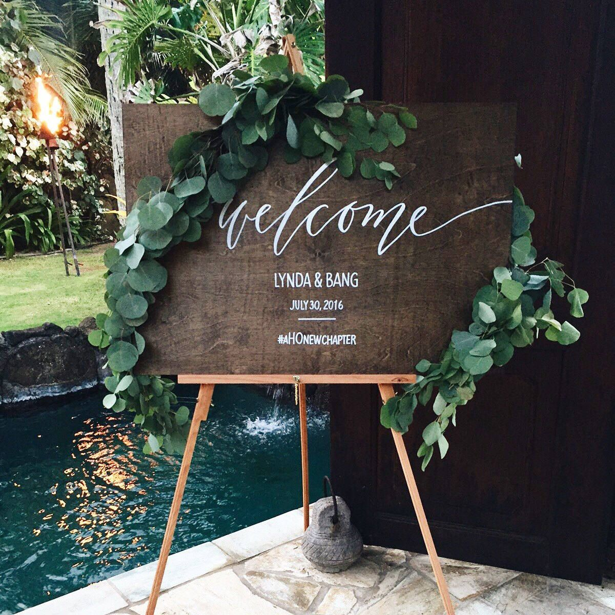Welcome Sign Beautiful Hummingbird Welcome by ...