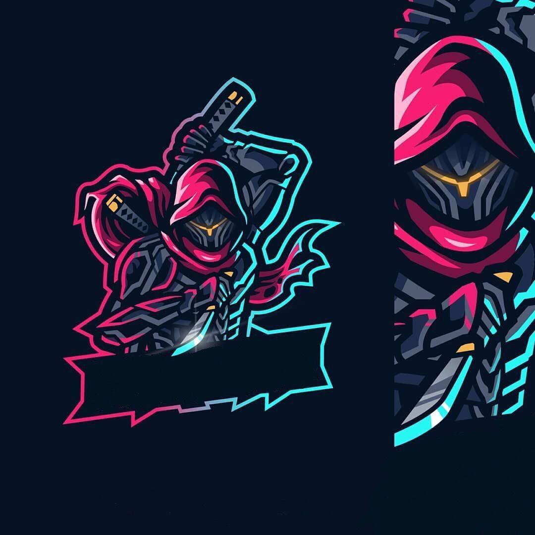 Rivals   Logo game, Desain logo game, Logo keren