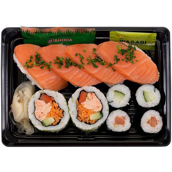 Wholesale retail fresh Japanese sushi boxes bento packs wraps