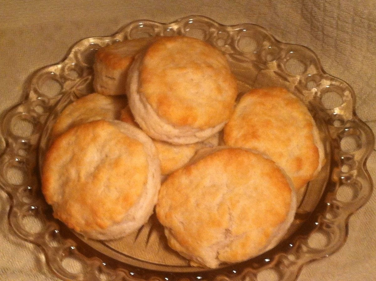 This page contains cat head biscuit recipes. A funny name