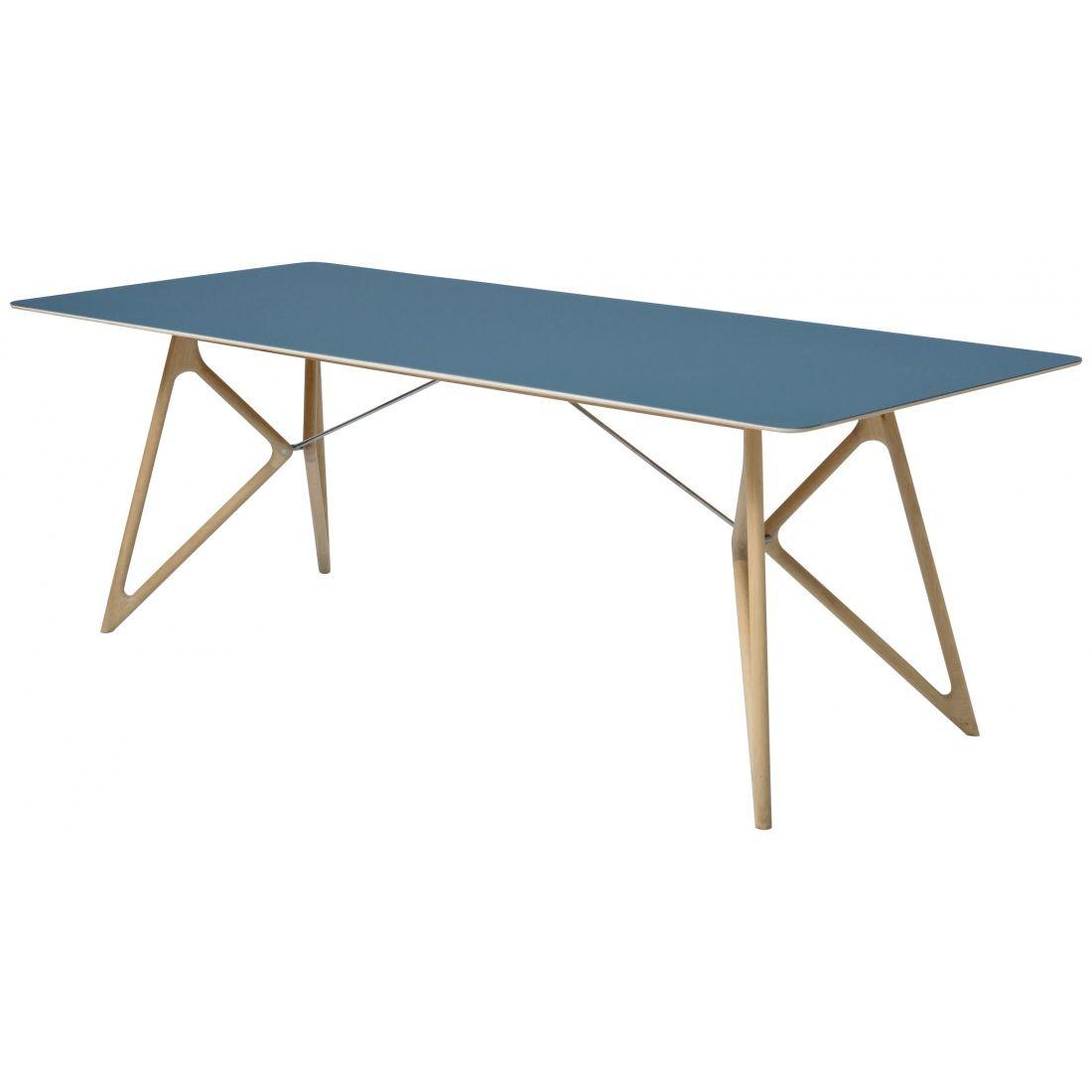 Esstisch Blau Tisch Esszimmertisch Designer   Möbel   Pinterest ...