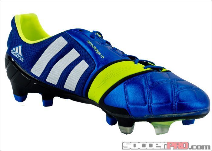 adidas nitrocharge 1.0 trx fg soccer cleats blue beauty...179.99