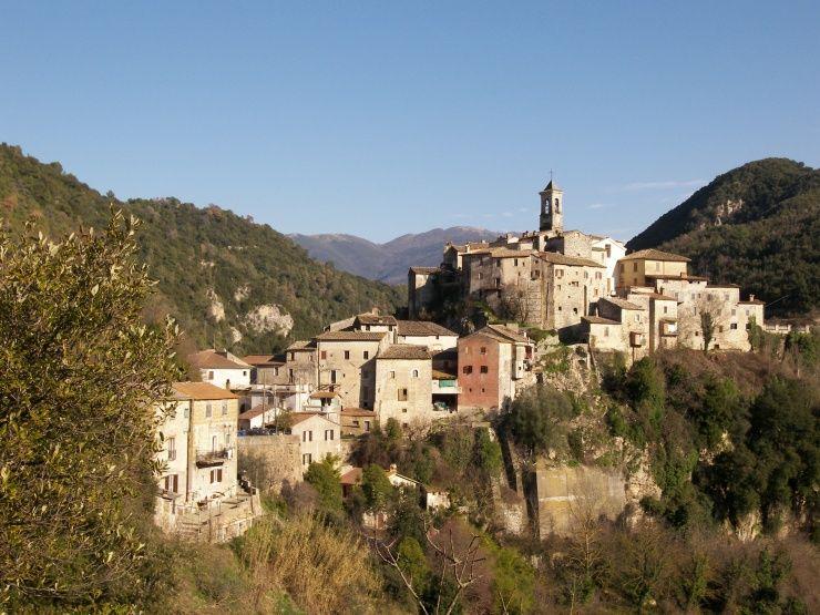 Rocchette (Torri in Sabina), Rieti Lazio Italy