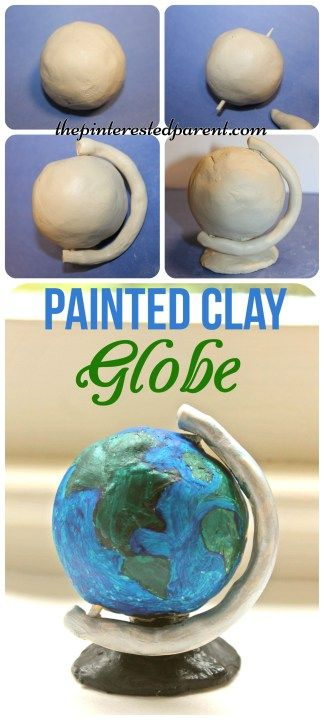 Air Dry Clay Puppets Sculpture The Pinterested Parent Clay Crafts For Kids Air Dry Clay Projects Clay Art For Kids