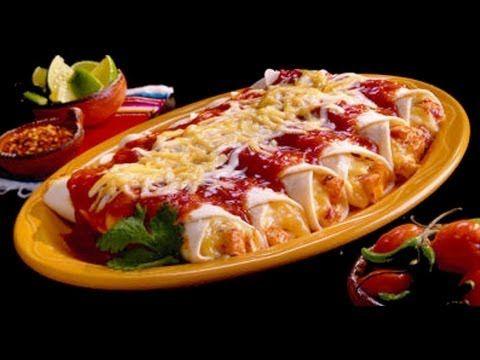 Enchiladas de papa con chorizo / receta de enchiladas / comida ...