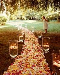 outdoor fall wedding - Google Search | someday | Pinterest ...
