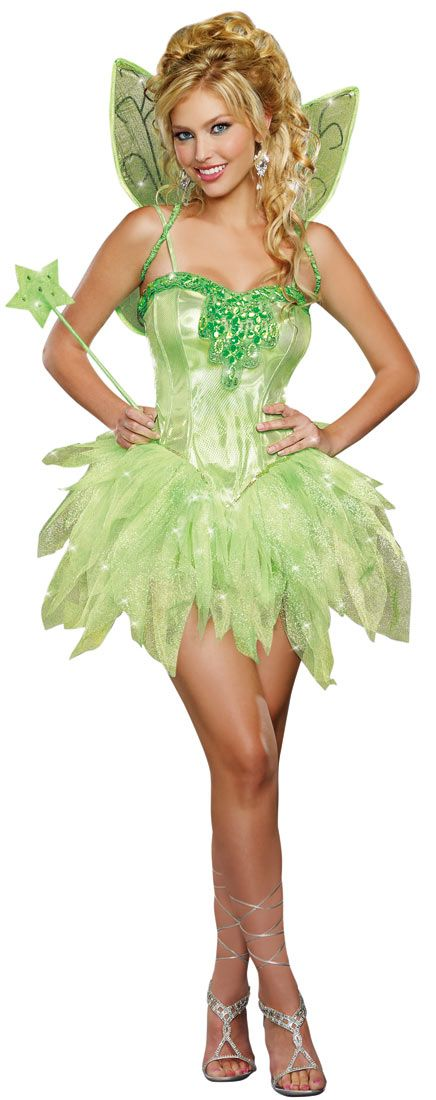 explore costume craze bohemian girls and more - Green Fairy Halloween Costume