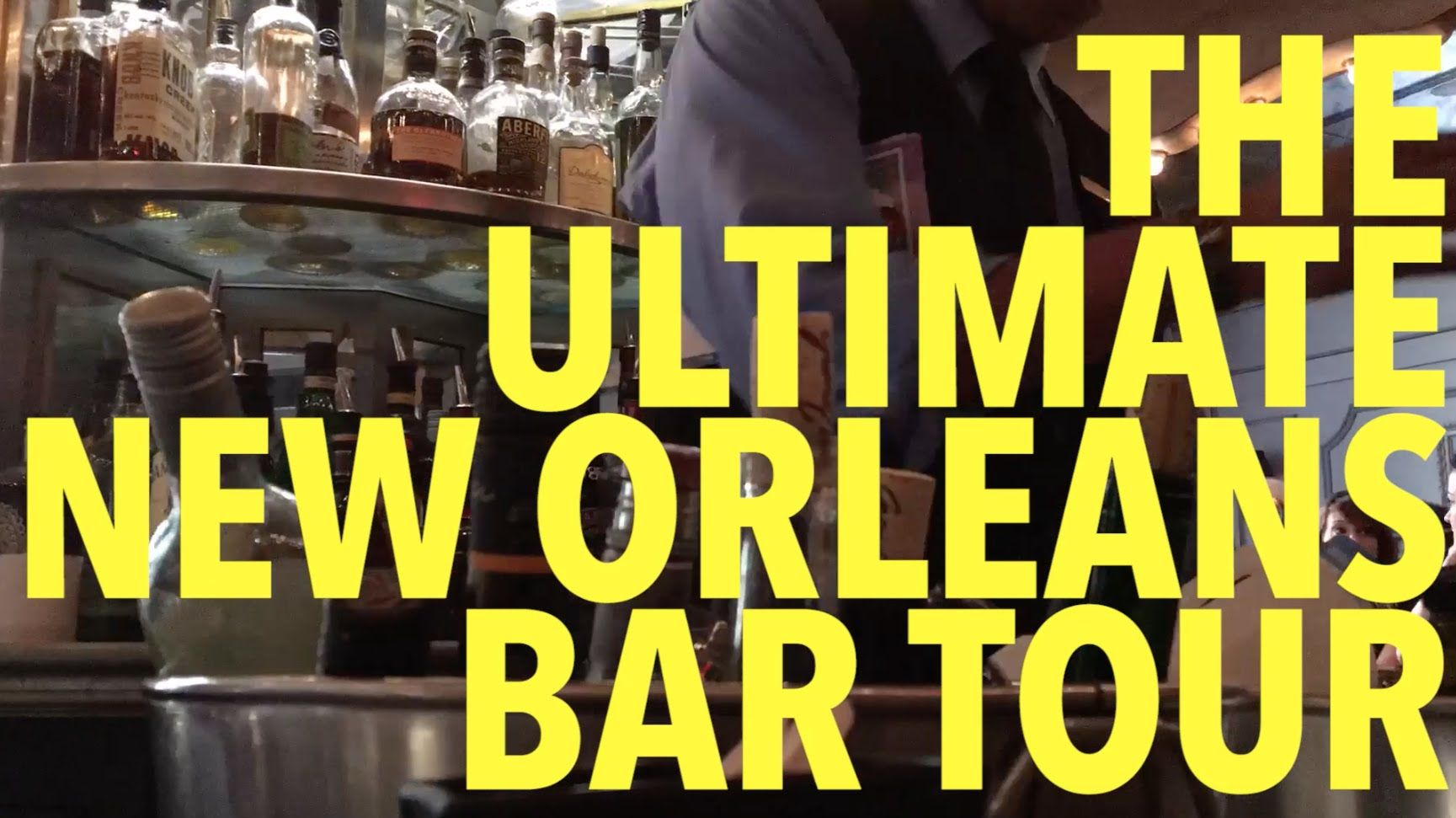 Top 10 bars in New Orleans' French Quarter! - YouTube ...