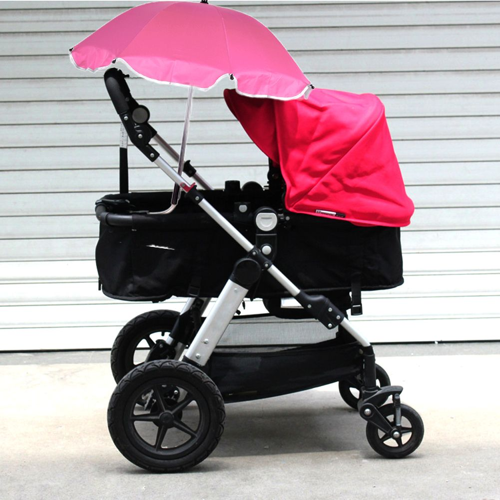 Baby Pram Umbrella Click To Buy Baby Strollers Umbrella Uv 360 Degrees
