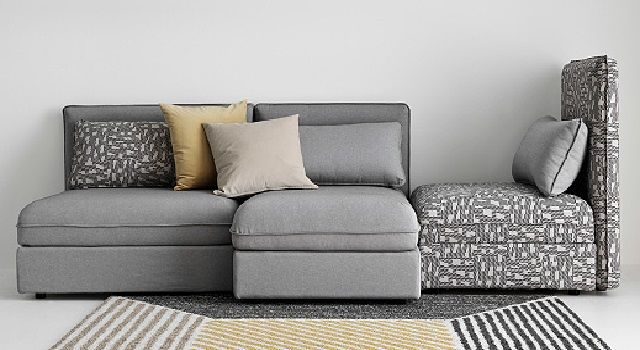 build your own sectional ikea sofa and furnitures cozy sofa rh pinterest com