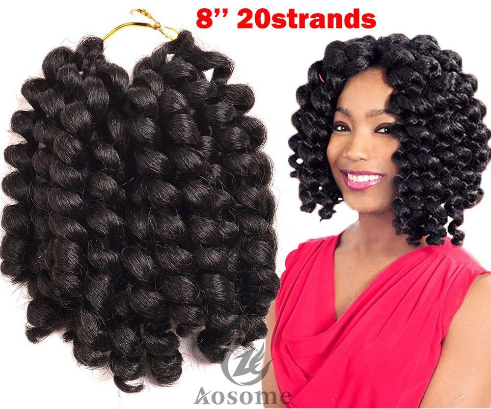Jumpy wand curl twist crochet braids synthetic hair extension jumpy wand curl twist crochet braids synthetic hair extension bounce braid hair aosome wavebundle pmusecretfo Images