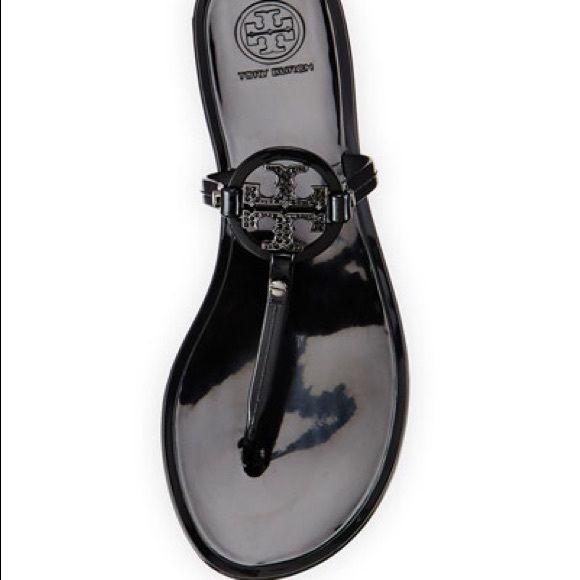 dd5e940c2dea Tory Burch Swarovski mini Miller sandals Tory Burch mini miller jelly sandal.  0.5