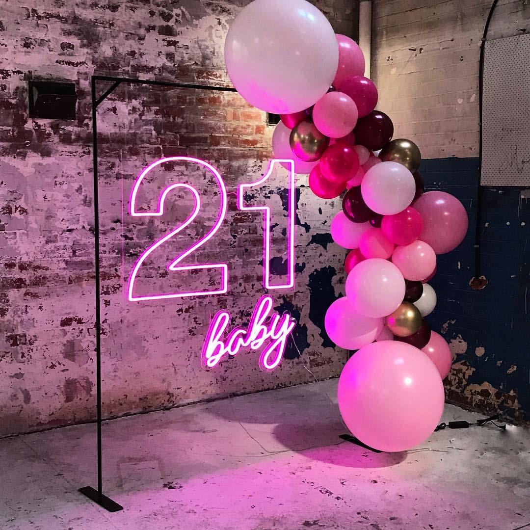 Mariana C Figueroa (@mar_11_mar) • Instagram photos and videos #21stbirthdaydecorations