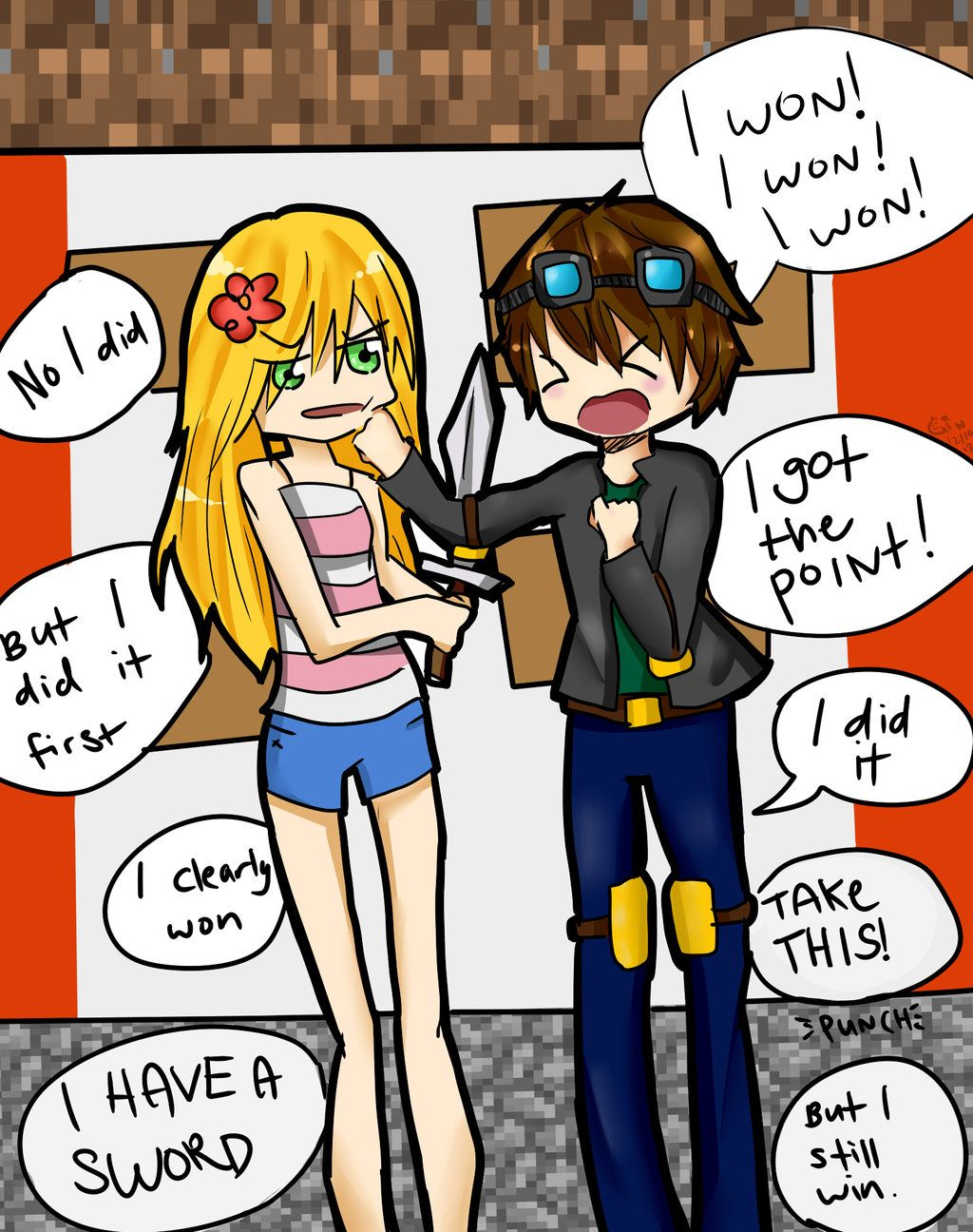 Dan you rock and you 39 re wife is fine with it right my - Diamond minecart clones ...