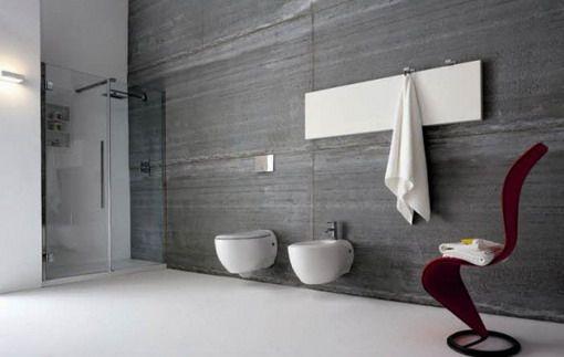 Alternative Feature Grey Wall Tiles  Bathroom Ideas  Pinterest Inspiration Modern Grey Bathroom Designs Design Inspiration