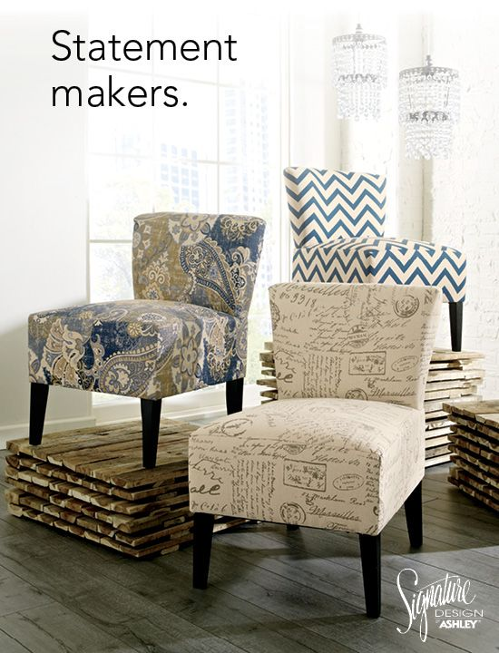 Make a statement in your home with style a unique accent - Unique accent chairs for living room ...