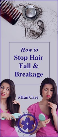 Keep your hair from falling out