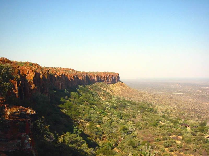 waterberg plataeu Namibia | School projects in 2019 | Africa