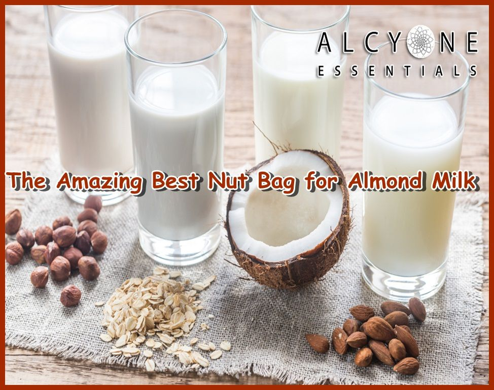 The Amazing Nut Milk Bag Is A Large Oval Shaped Draw String Made Of Nylon So You Can Use It Over And Again To Make Your Own Juice