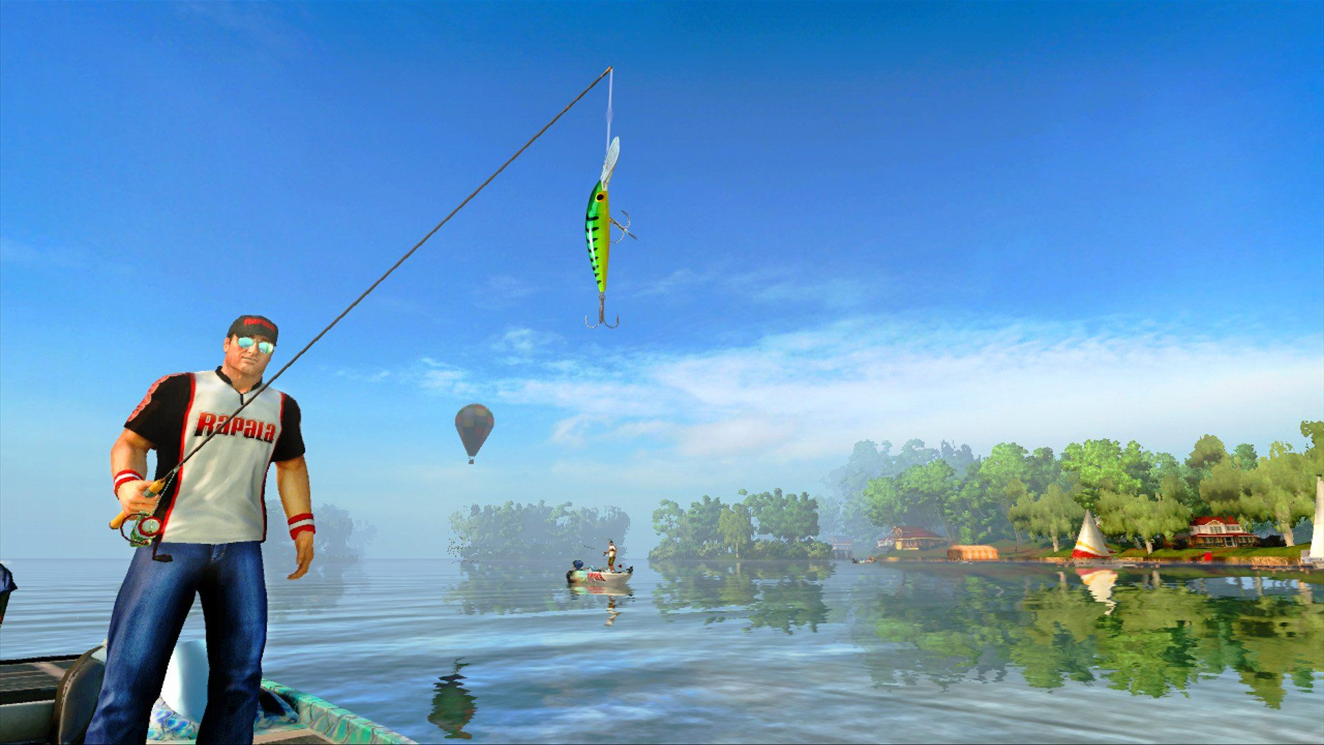 Rapala Pro Bass Fishing 2010 Xbox 360 Find out more