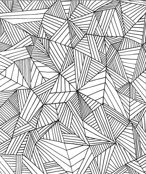 Geometric PatternsArt TherapyColoring BooksArt