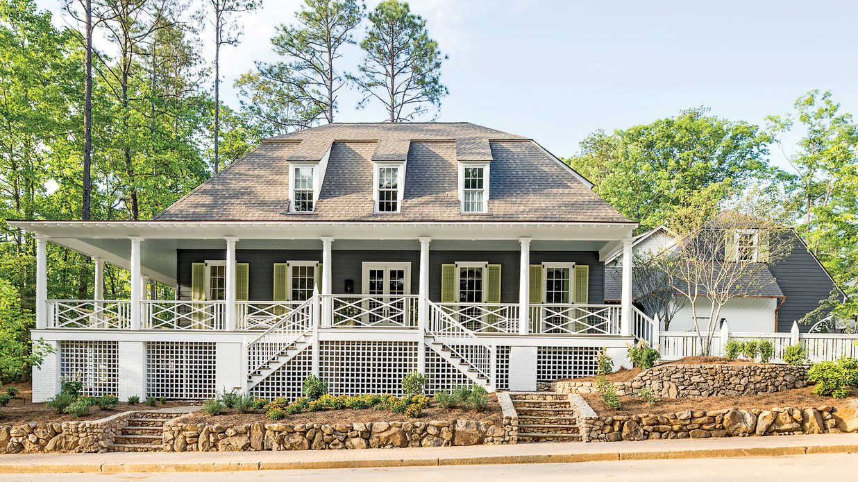 The 2016 Idea House Southern Living House Plans Beach House Plans Beach Cottage House Plans