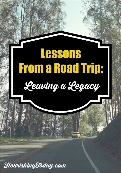 How do you leave a legacy that your children will be proud of? On a recent homeschool history field trip we learned a lot about the founding fathers of our country and how to leave a legacy.