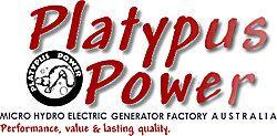 Greenbuild – view listing: Platypus Power: Micro Hydro Electric Generators — ... a north queensland initiative