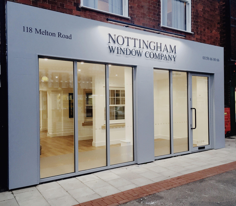 Nottingham Window Company Ltd Showroom. #Upvc #Windows #Nottingham  #Westbridgford #Unique #Doors #Showroom