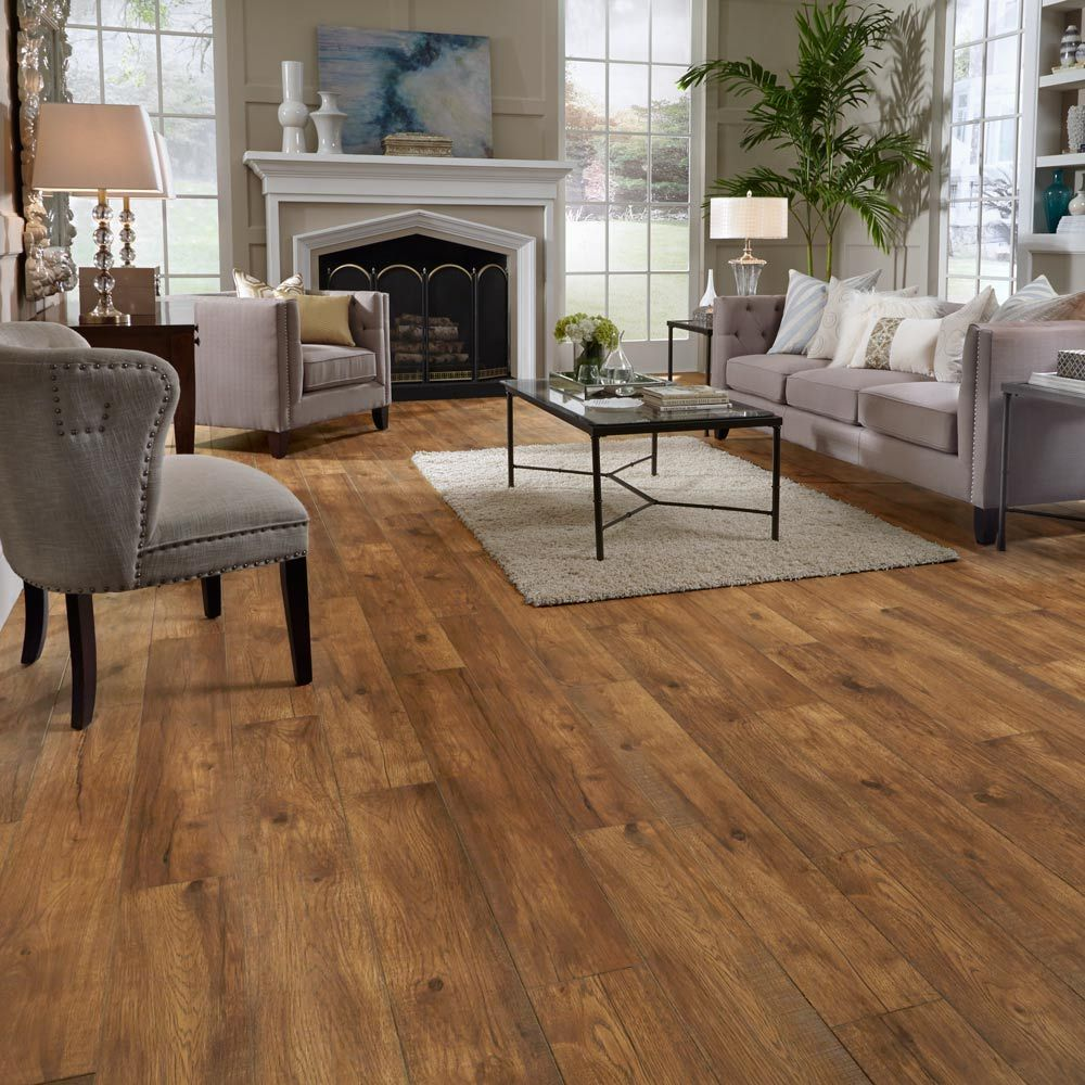 Ordinary Mannington Laminate Flooring Installation Part - 10: Hillside HIckory Laminate Floor - Home Flooring, Laminate Wood Plank  Options - Mannington Flooring