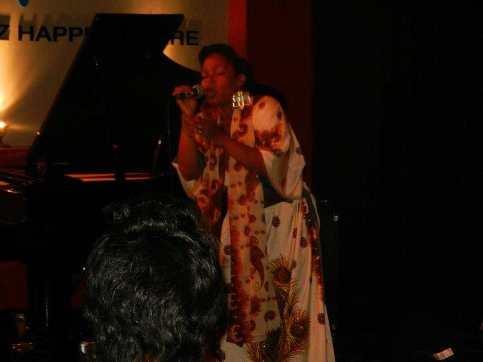 Connie Muhammad @ Jazz Fusion in Phx.
