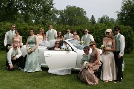 my wedding party