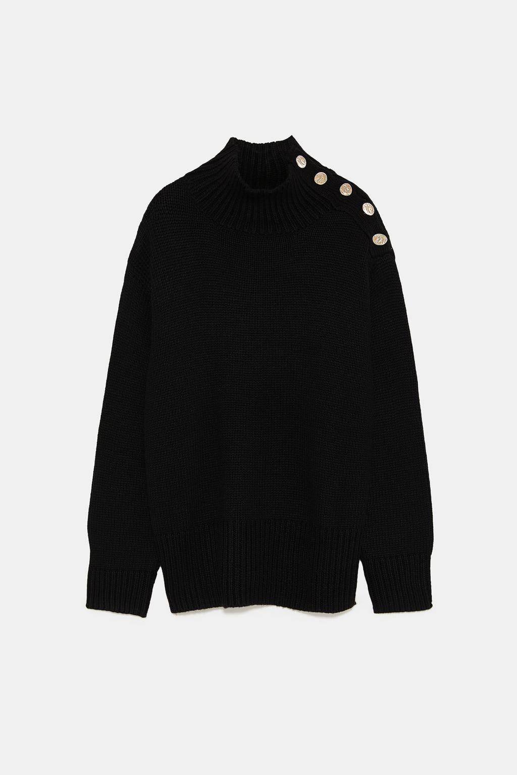 Pull à boutons | Pulls, Chandail pour hommes et Zara