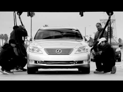 "Behind the scenes of ""The Hard Way"" by Lexus (With images"