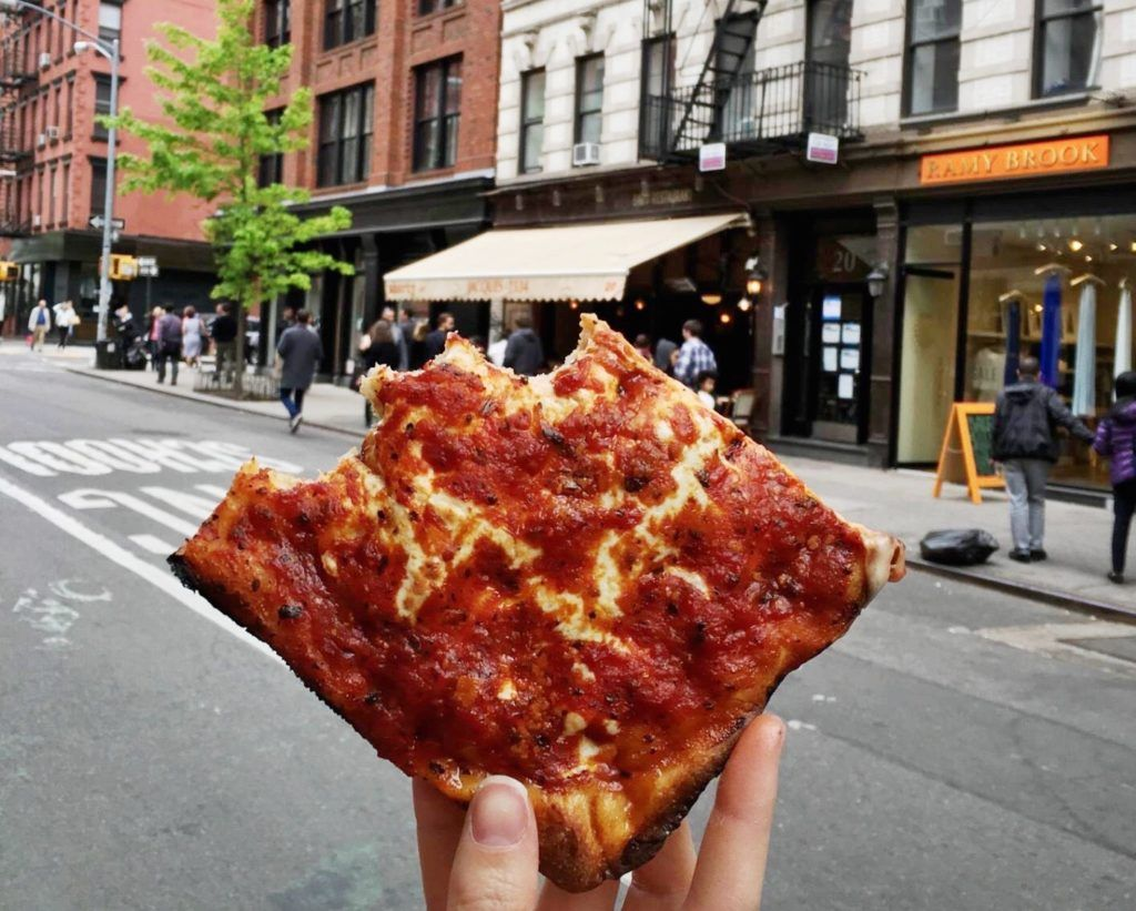 The Best Pizzerias In New York City New York Pizza New York Travel New York City Travel