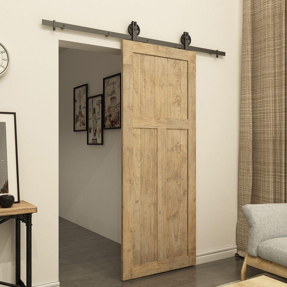 Overstock Com Online Shopping Bedding Furniture Electronics Jewelry Clothing More In 2020 Interior Barn Doors Barn Door Craftsman Style Doors