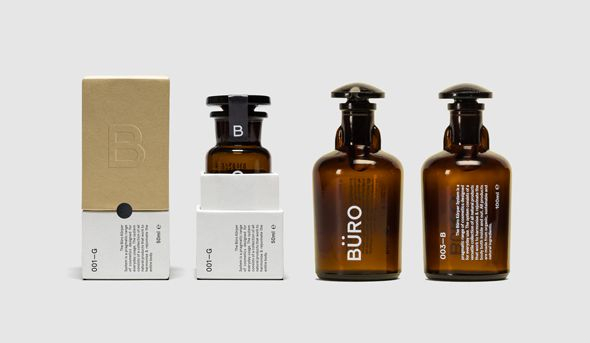 Buro System Cosmetic Packaging Design Beauty Packaging