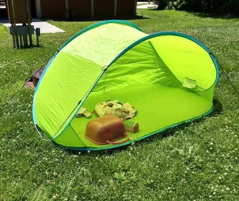 Crane Pop Up Sun Shelter Aldi Reviewer In 2021 Pop Up Pop Up Tent Tent Pegs