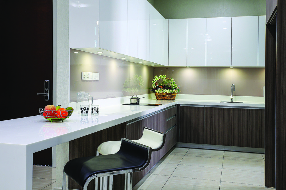 Rr Tips Dekorasi Ruang Dapur Malaysia