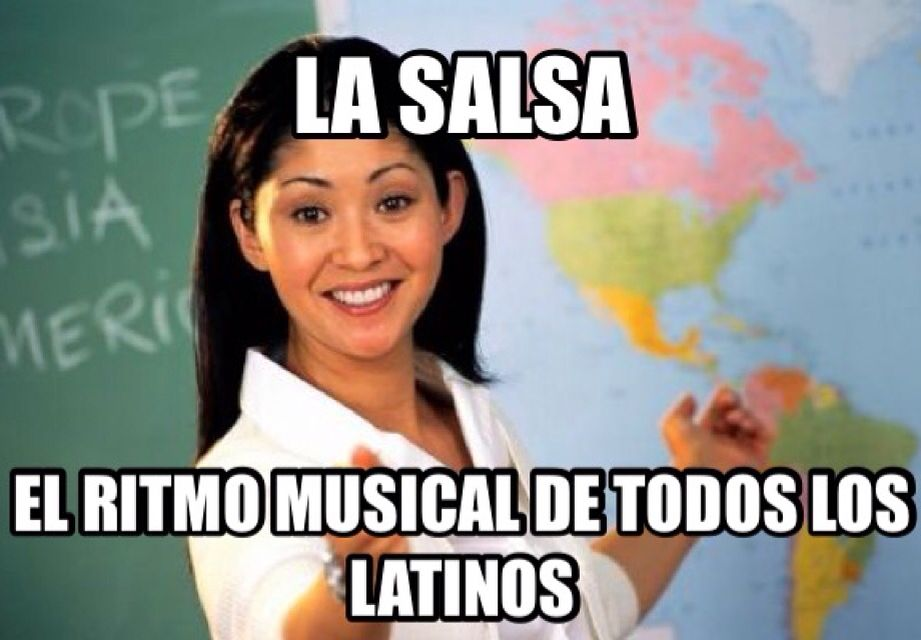 La Salsa El Ritmo Musical De Todos Los Latinos Quillasalsa La Radio Del Poder Latino Memes De Profesores Escuela De Enfermeria Humor De Enfermera