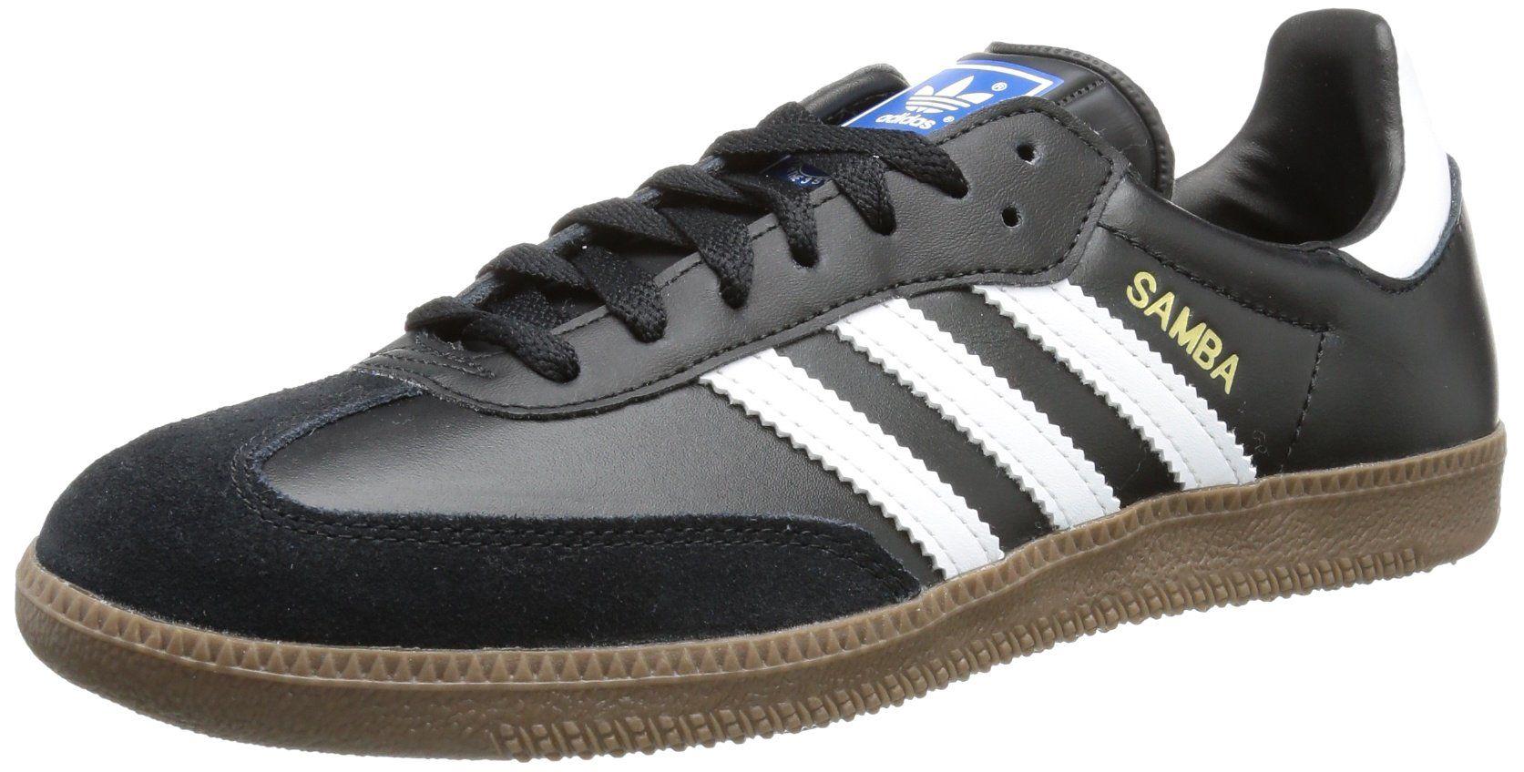f5267a7fef66 adidas Originals Men s Samba Soccer-Inspired Sneaker