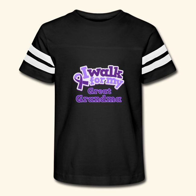 inktastic I Wear Purple for My Gramma Pancreatic Cancer Awareness Baby T-Shirt