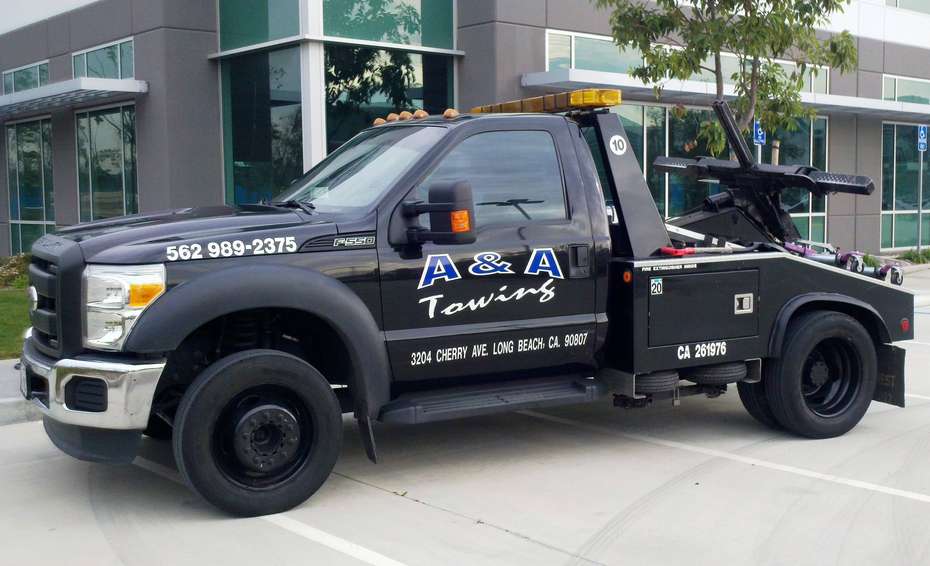 Tow Truck Service in Bellflower, CA Atlanta Roofing are