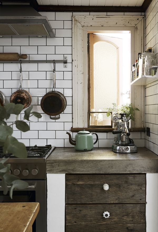 A Little Cottage In The City Home Kitchen Styling