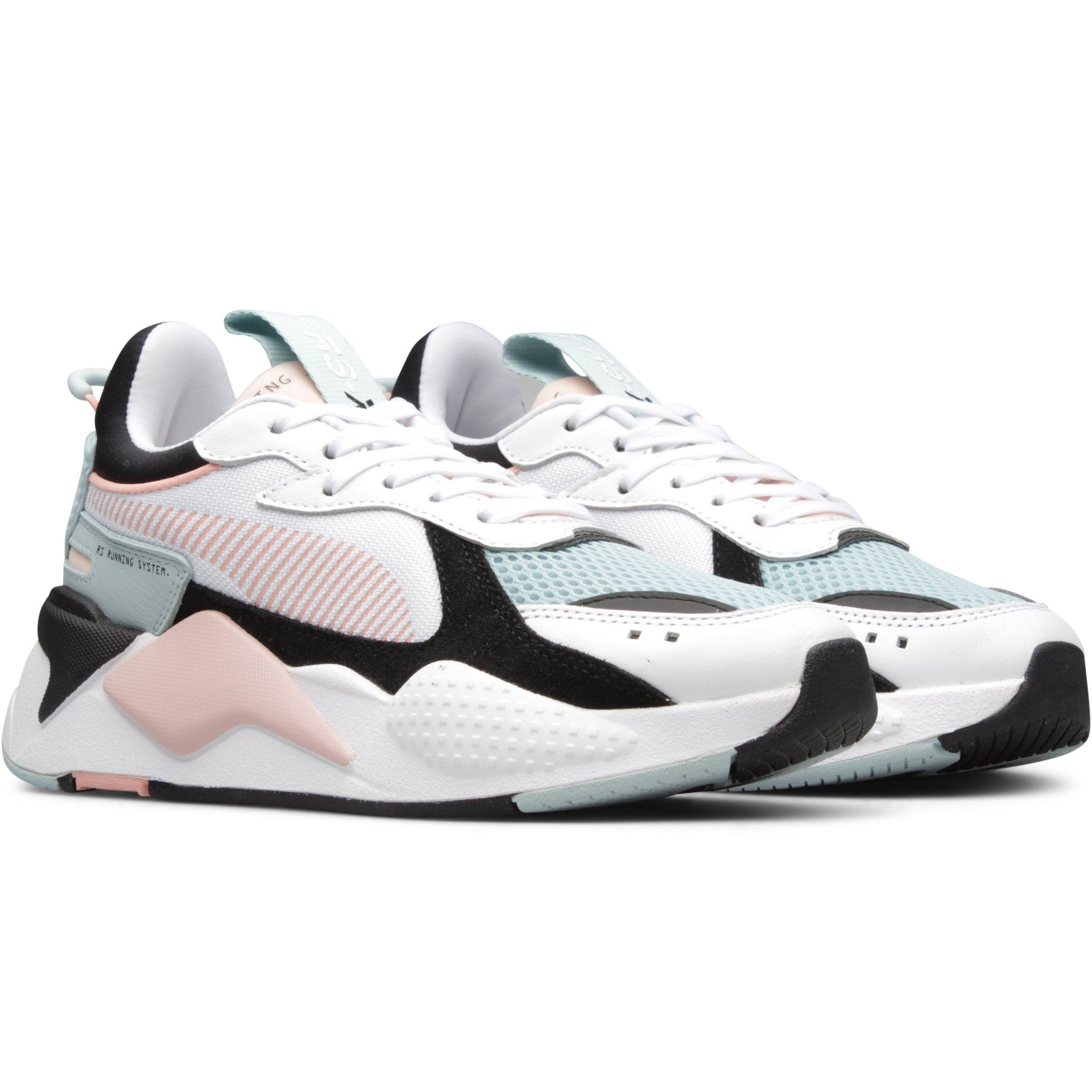 Rs-x reinvention - puma white-peach bud / 5.5 | Multi pocket ...