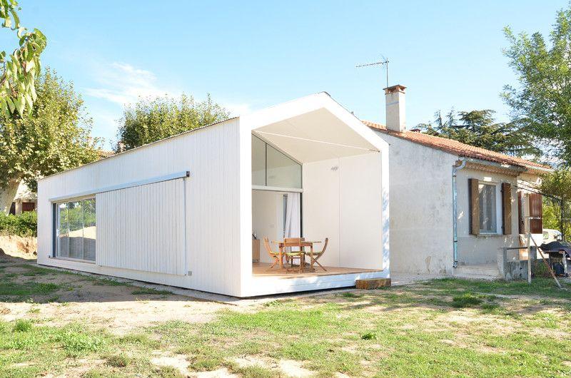 Prix national de la construction bois - Panorama - La Grange de mon - prix pour extension maison